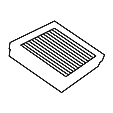Air Filter Vector Icon